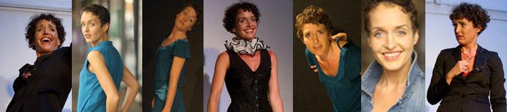 Anne Scherliess Actress Speaker Writer Translator